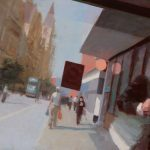 "Norman Long ""Moving On""  40x28 ins £2600"