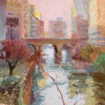 Over The Irwell 20x24ins SOLD