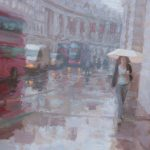 Regent Reflections, 20x14 ins, £925