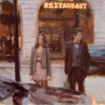 Ritz Connection, 12x12inches, contact Osborne Studio Gallery