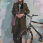Art Student, 10x14ins, £595
