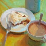 Coffee and Banoffee 12x10 £545