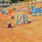 Woolacombe Beach 12x10ins £525