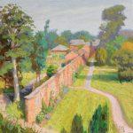 Paradise Wall Lytham Hall 20x20ins £1225