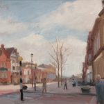 Lytham, Winter 16x14in SOLD
