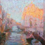 Last Light, San Giovanni e Paolo, 24x20ins £1395