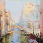 San Giovanni e Paolo Morning 24x20ins £1395