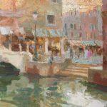 Venetian Reflections 12x16ins £755