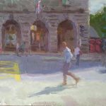 Piccadilly Pedestrian 12x8ins £425