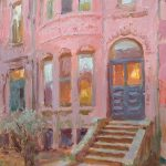 Newbury Street, Boston 14x20 ins £925