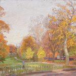 Autumn, WinckleySquare 12x12ins £615