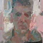 Self Portrait Without Light 6x8ins £395