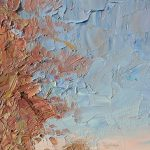 Autum by the Ribble (Detail)